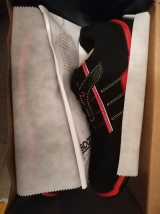 zapatos de seguridad Sparco talla 45