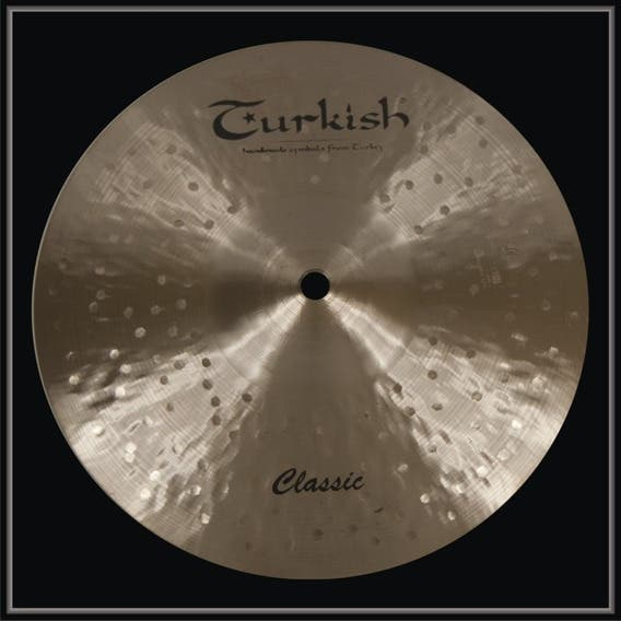 Turkish Classic Splash 8''