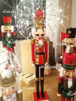 Cascanueces Restos Navidad
