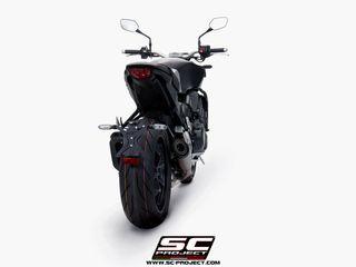 ESCAPE SC PROJECT S1 TITANIO HONDA CB1000R