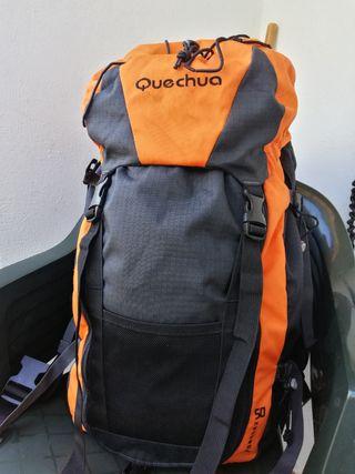 Mochila senderismo trecking Quechua