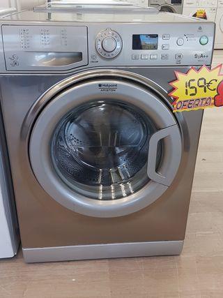 Ariston lavadora 9kg