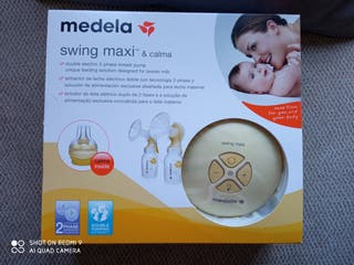 Sacaleches medela swing maxi (doble)