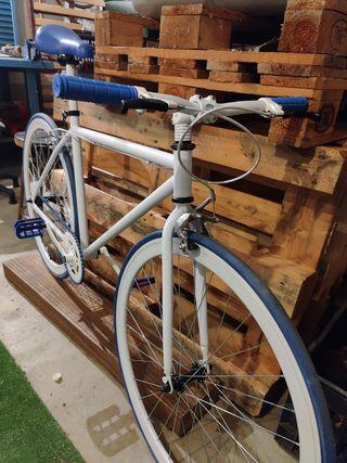 Bicicleta semi-fixed niño talla s