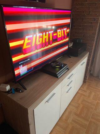 PS4 pro +Tv LG 50 pulgadas 4K