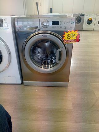 Ariston hotpoint 9kg lavadora