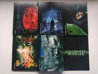 Ultimate Matrix 10 discos dvd como nuevo