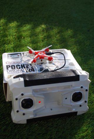 Pocket Drone Quadcopter 124