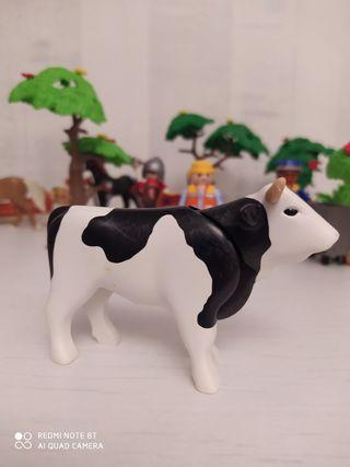 Vaca Belén Playmobil