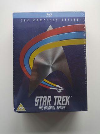 Star Trek La serie original completa Bluray