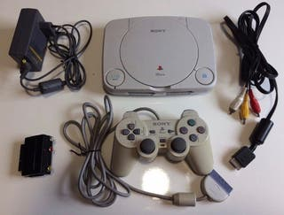 Consola PlayStation PSone PS One PS1 PS 1