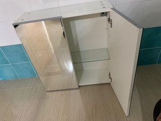 Mueble ikea puertas de cristal
