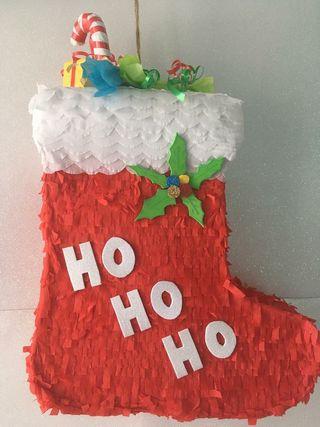 Preciosa Piñata de Navidad!