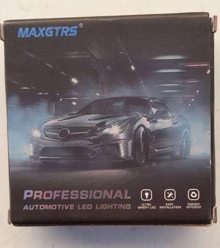 Maxgtrs led light auto