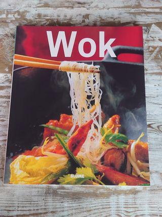 Wok / Blume