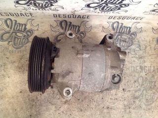 Compresor aire acondicionado Renault Megane II Cla