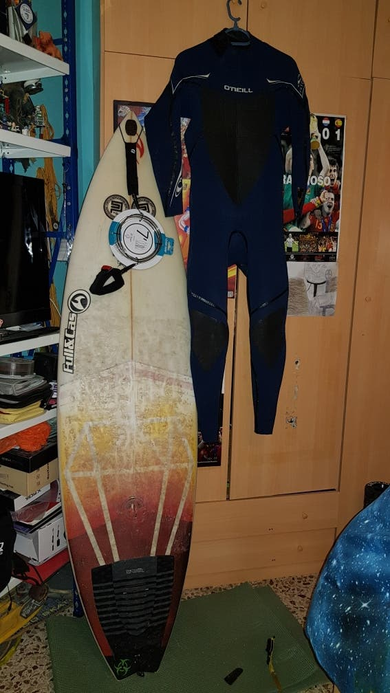 Set completo Surf