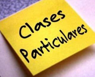 Clases Particulares SECUNDARIA (Letras)