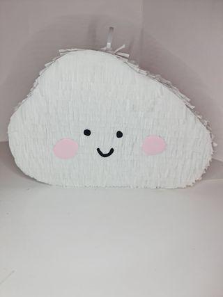 Mini piñata nube