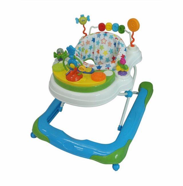 Andador taca-taca bbest Baby Walker multicolor