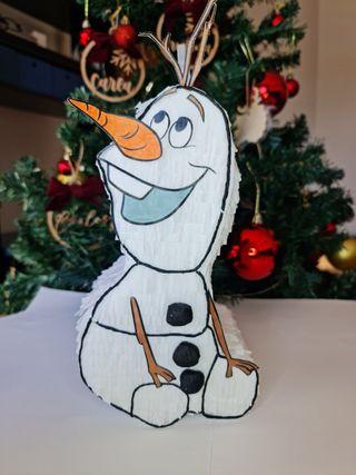 Mini piñata Olaf