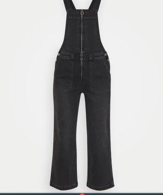 Peto vaquero mujer T. L Pepe Jeans