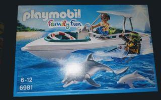 Playmobil 6981 Crucero Playset de Figuras de Jugue