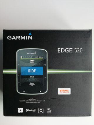 Garmin Edge 520 (GPS bicicleta)