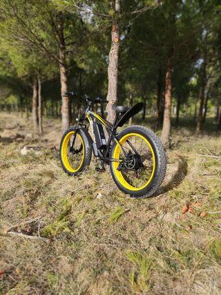Fat e-Bike 2KW +65km/h Shimano