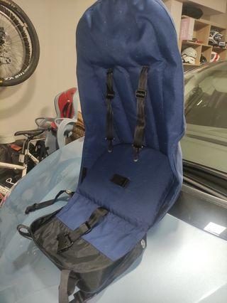 silla azul bugaboo cameleon