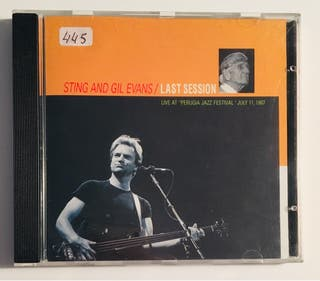 Sting And Gil Evans Disco Cd