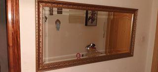 espejo de entrada