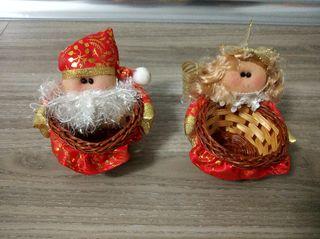 cestos navideños