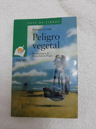 Peligro Vegetal: Las aventuras de Said y Sheila.