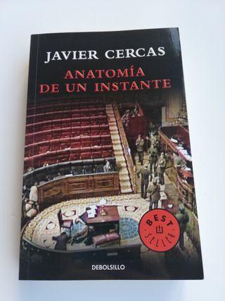 Anatomía de un instante (Javier Cercas)