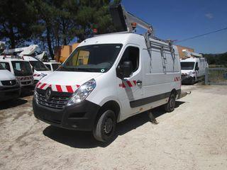 Furgon cesta Renault-VI 125.35 L2H2 2016