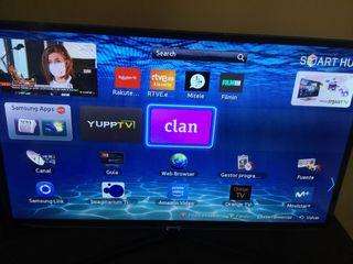 "Televisor Samsung LED SMART TV 46"""