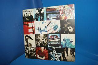 Disco vinilo lp - U2 Achtung Baby 1991 -spai