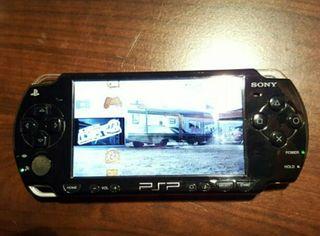 Consola portátil PSP slim