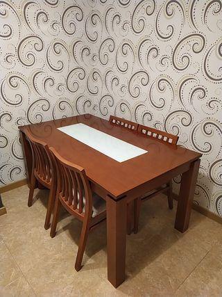 Mesa+ 4 sillas conjunto