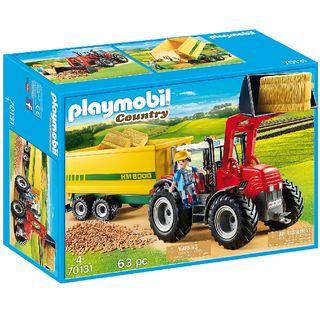 Tractor de Playmobil 70131