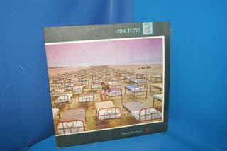 Disco vinilo lp - Pink Floyd A Momentary Lapse