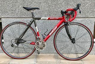 Bicicleta carretera poco uso