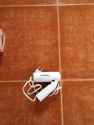secador pelo viaje