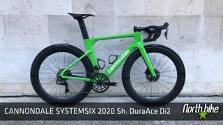 Cannondale SystemSIX DuraAce Di2 Disc
