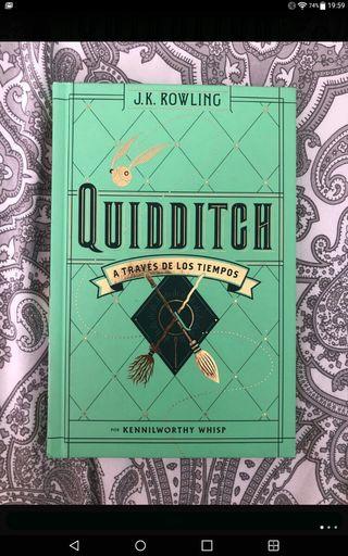 QUIDDITCH, A TRAVÉS DE LOS TIRMPOS