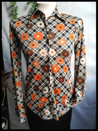 Camisa vintage Bonaventure