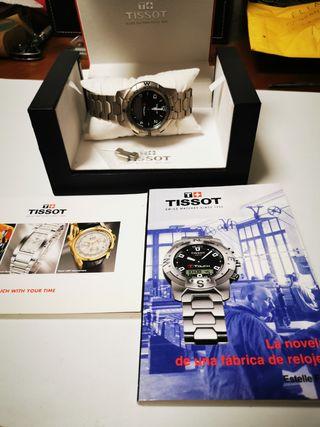 reloj tissot t touch 2 all titanium