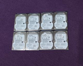 Discos duros SATA 2.5 500GB