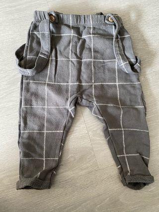 Pantalón bebé zara